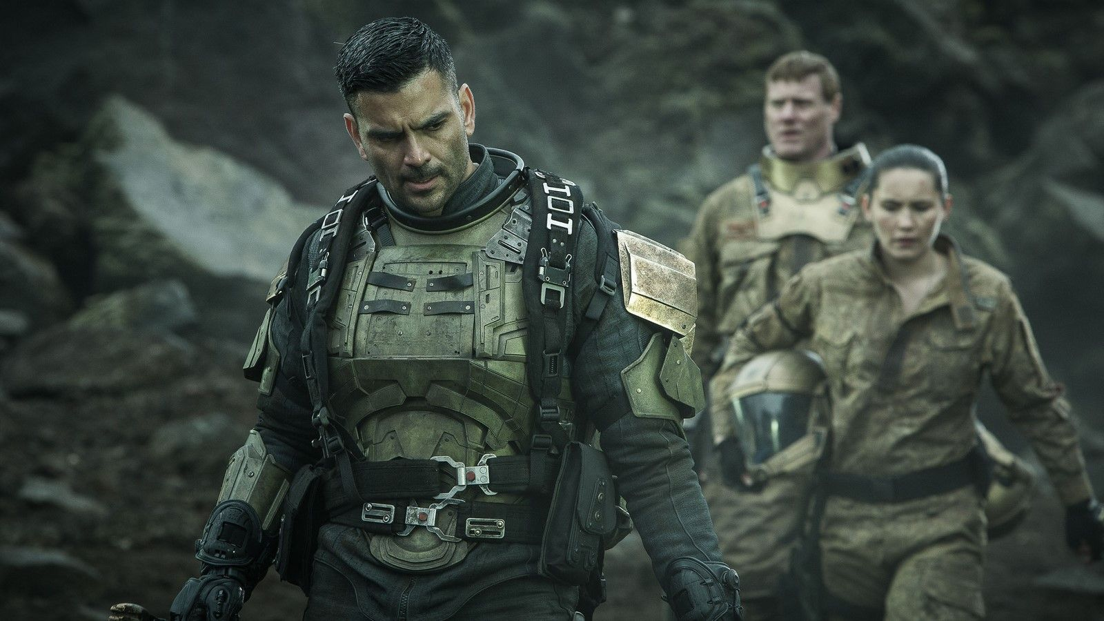 Halo - Nightfall - Screenshot 3