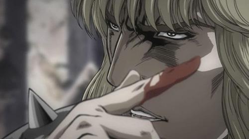 Hokuto no Ken Film 3 - la légende de Kenshiro - Screenshot 4