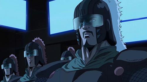 Hokuto no Ken Film 3 - la légende de Kenshiro - Screenshot 8