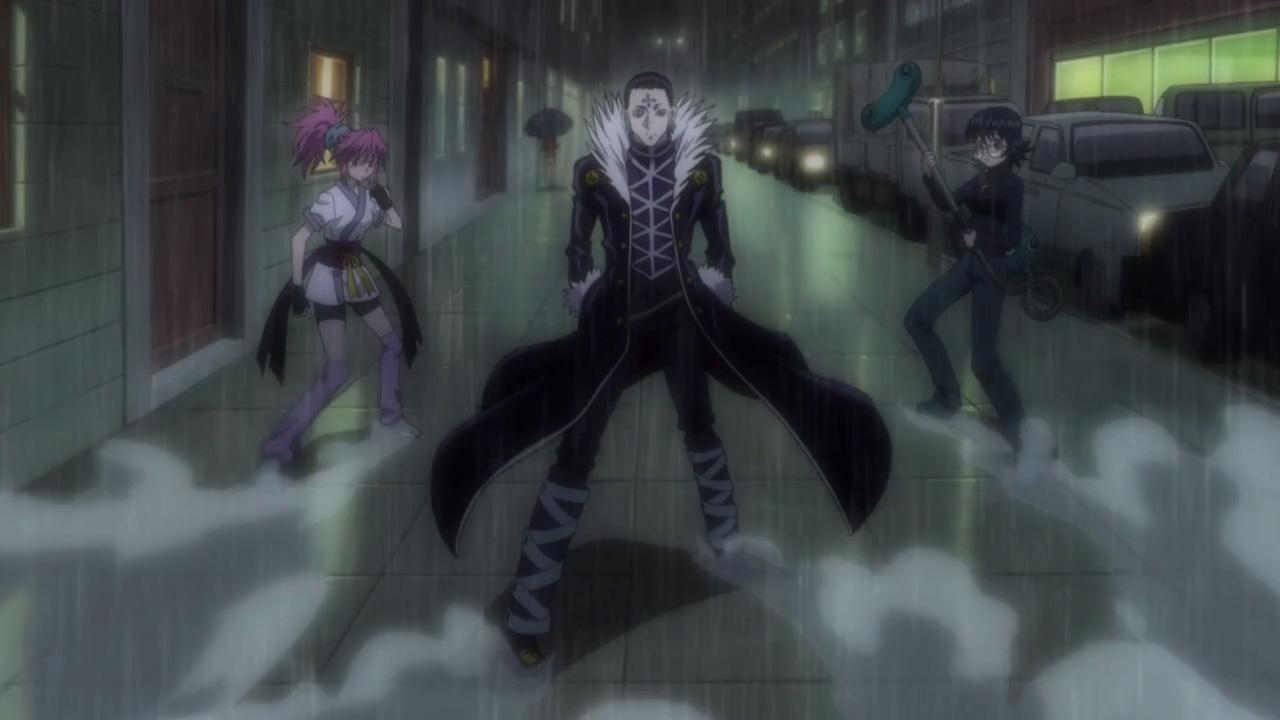 Critique du DVD Hunter X Hunter (2011) Vol.5 - Anime Dvd - Manga news