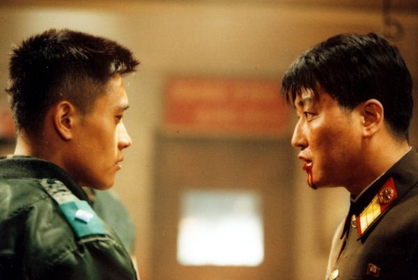 JSA - Joint Security Area - DVD Simple - Screenshot 5