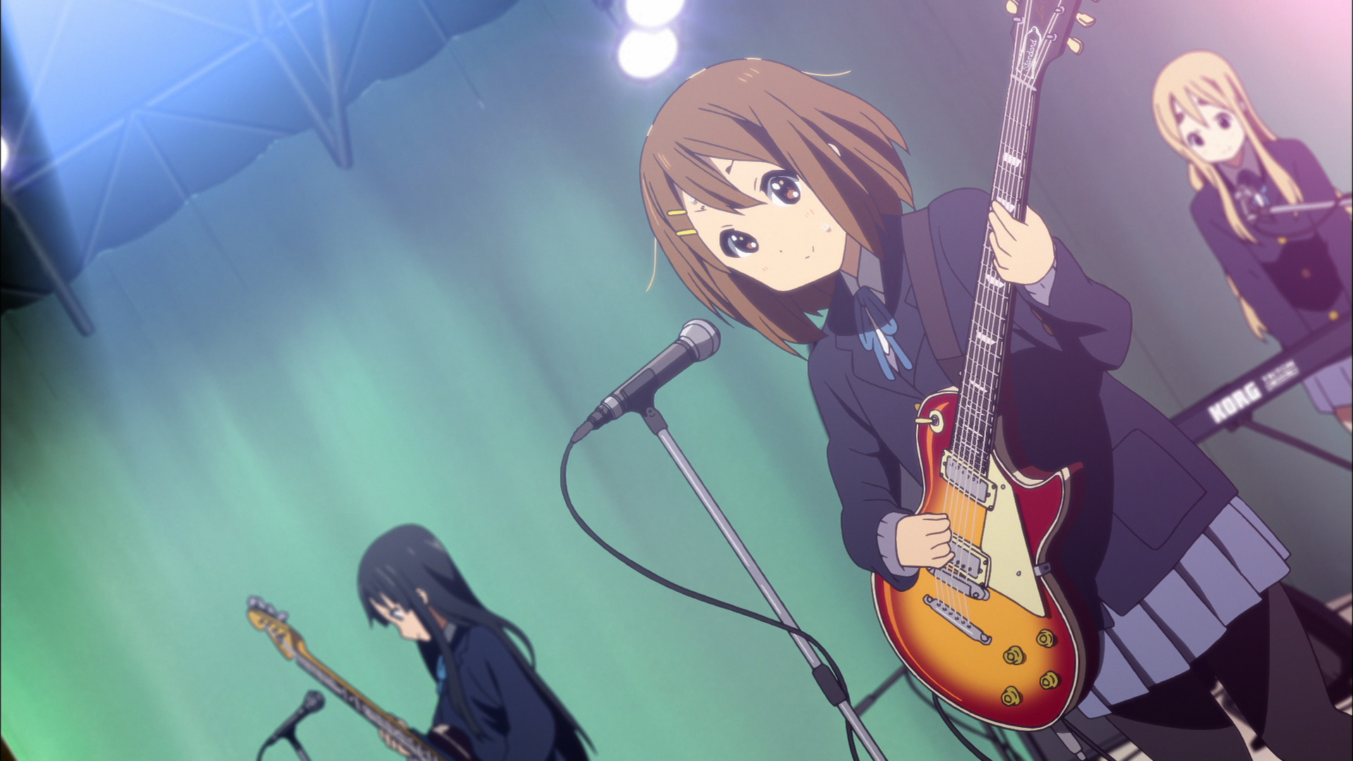 K-ON ! - Film - Blu-Ray + DVD - Screenshot 3
