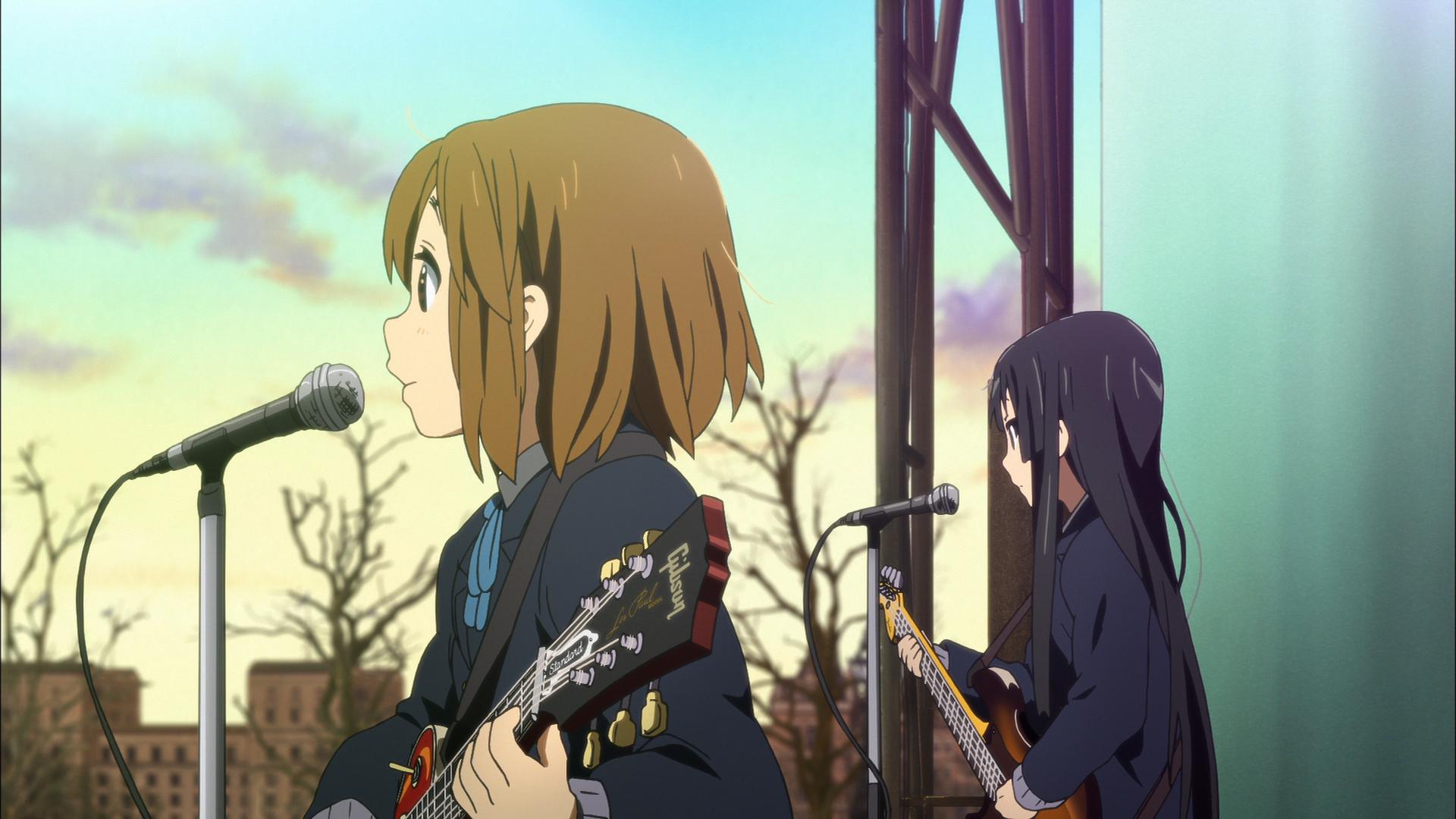 K-ON ! - Film - Blu-Ray + DVD - Screenshot 5