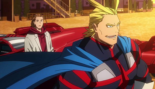 My Hero Academia - Film 1 - Two heroes - Blu-Ray - Screenshot 5
