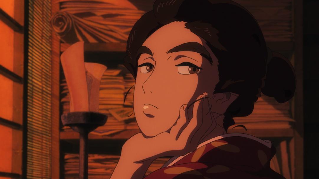 Miss Hokusai - DVD - Screenshot 1