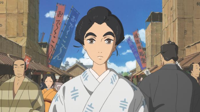 Miss Hokusai - Blu-ray - Screenshot 2