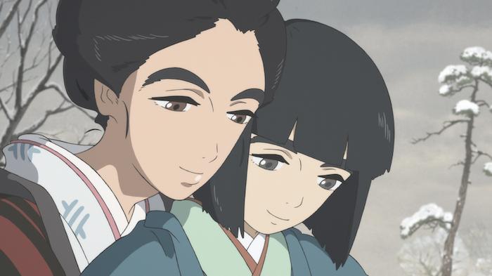 Miss Hokusai - Blu-ray - Screenshot 3