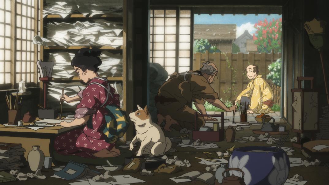 Miss Hokusai - DVD - Screenshot 2