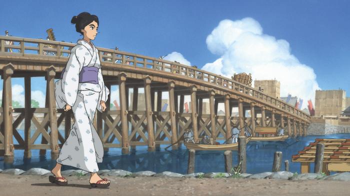 Miss Hokusai - DVD - Screenshot 3