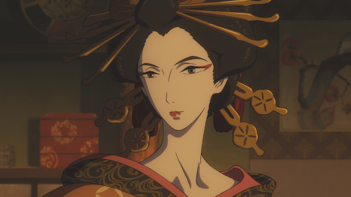 Miss Hokusai - DVD - Screenshot 5