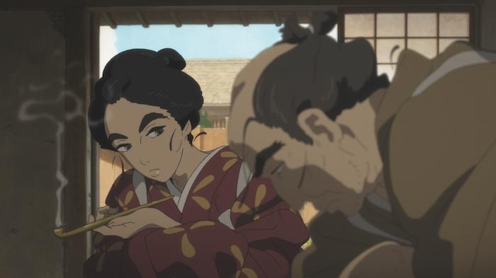 Miss Hokusai - DVD - Screenshot 7