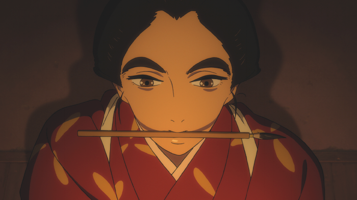 Miss Hokusai - Blu-ray - Screenshot 1