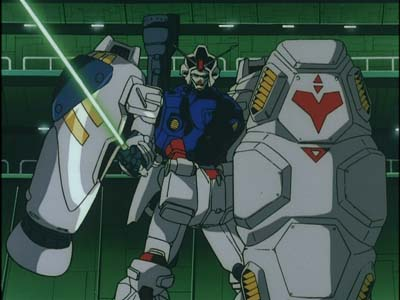 Mobile Suit Gundam 0083 - Le crepuscule de Zeon - DVD - Screenshot 1