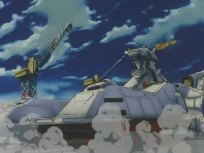 Mobile Suit Gundam 0083 - Le crepuscule de Zeon - DVD - Screenshot 2