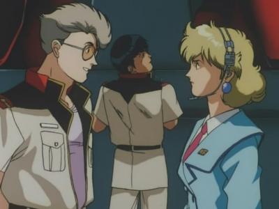 Mobile Suit Gundam 0083 - Le crepuscule de Zeon - DVD - Screenshot 3