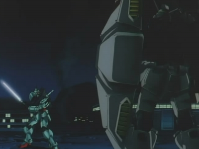 Mobile Suit Gundam 0083 - Le crepuscule de Zeon - DVD - Screenshot 4