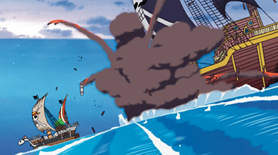 One Piece - Film 4 - L'aventure sans issue - Screenshot 1