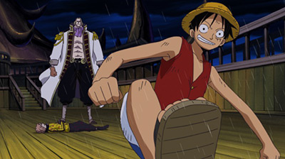 One Piece - Film 4 - L'aventure sans issue - Screenshot 2