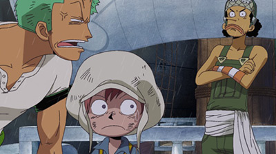 One Piece - Film 4 - L'aventure sans issue - Screenshot 6