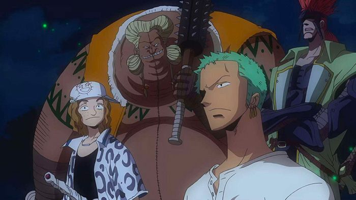 One Piece - Film 5 - La malédiction de l'épée sacrée - Blu-Ray - Screenshot 3