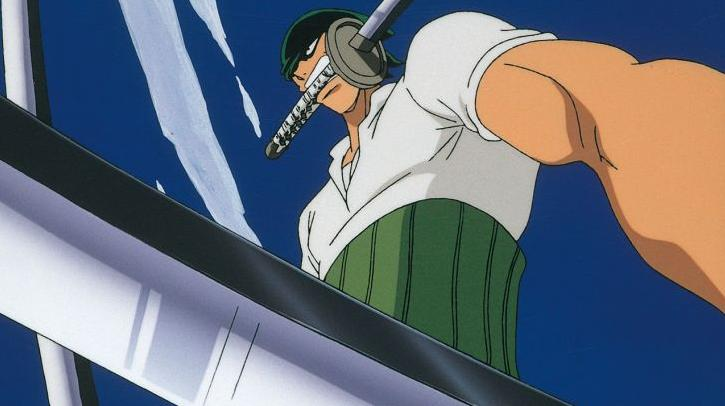 One Piece - Film 1 - Blu-Ray - Screenshot 5