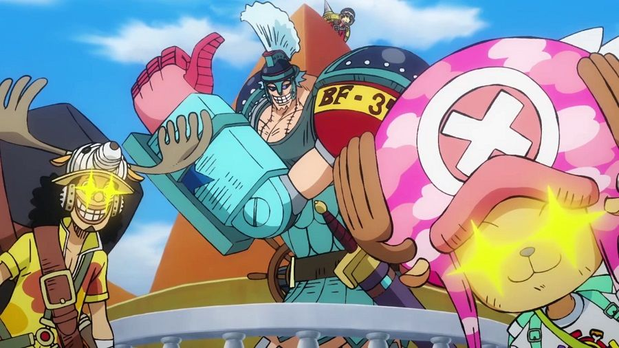 One Piece - Film 14 - Stampede - Dvd & Blu-Ray - Collector - Screenshot 1