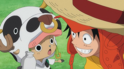 One Piece - Film 11 - Z - Screenshot 2
