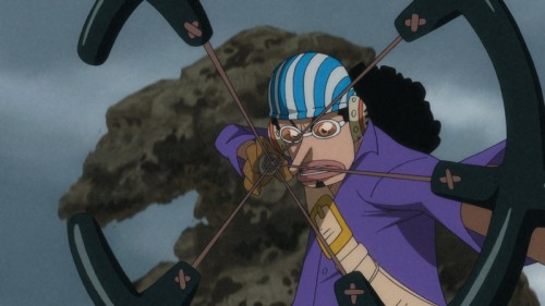 One Piece - Film 11 - Z - Screenshot 3