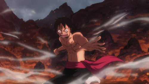 One Piece - Film 11 - Z - Screenshot 4