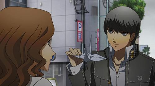 Persona 4 The Animation - Coffret Vol.1 - Screenshot 4