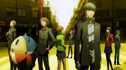 Persona 4 The Animation - Coffret Vol.1 - Screenshot 8