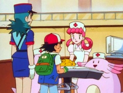 Planète Pokémon Vol.1 - Screenshot 5