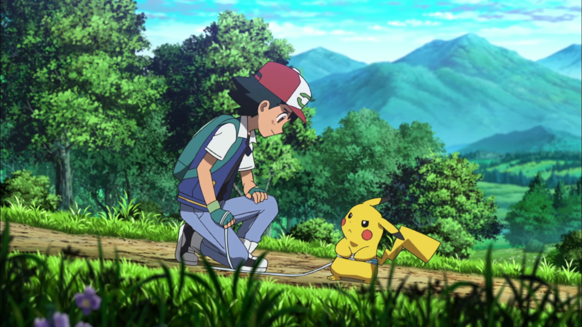 Pokémon - Film 20 - Je te choisis ! - Screenshot 1