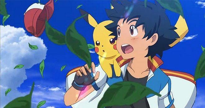 Pokémon - Film 21 - Le Pouvoir est en Nous - Screenshot 1