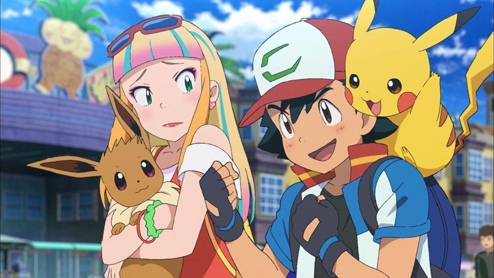 Pokémon - Film 21 - Le Pouvoir est en Nous - Screenshot 2