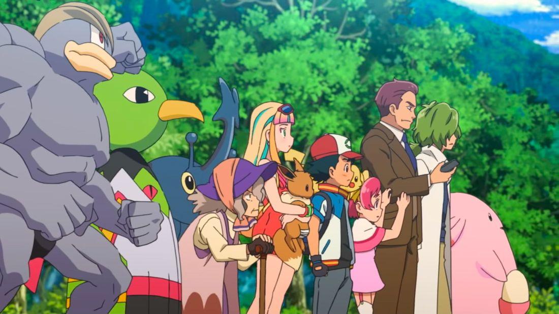 Pokémon - Film 21 - Le Pouvoir est en Nous - Screenshot 4