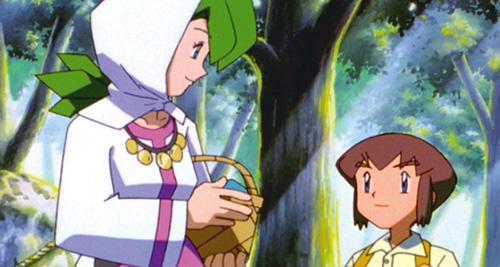 Pokémon - Film 4 - Célébi, la voix de la forêt - Screenshot 1