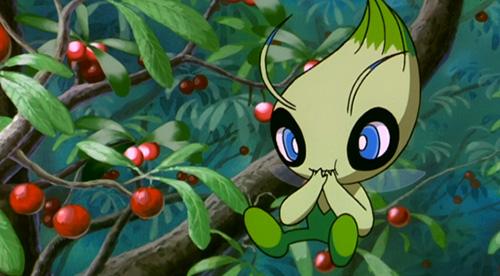 Pokémon - Film 4 - Célébi, la voix de la forêt - Screenshot 2