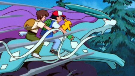 Pokémon - Film 4 - Célébi, la voix de la forêt - Screenshot 5