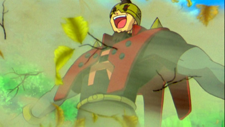 Pokémon - Film 4 - Célébi, la voix de la forêt - Screenshot 6