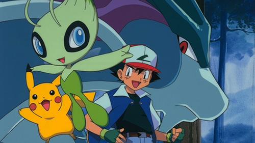 Pokémon - Film 4 - Célébi, la voix de la forêt - Screenshot 7