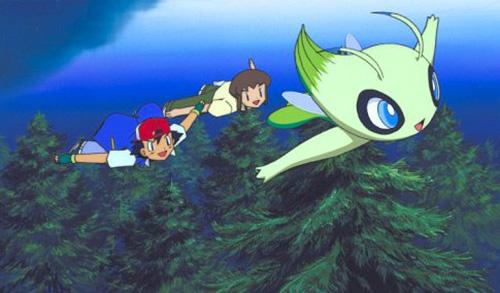 Pokémon - Film 4 - Célébi, la voix de la forêt - Screenshot 8