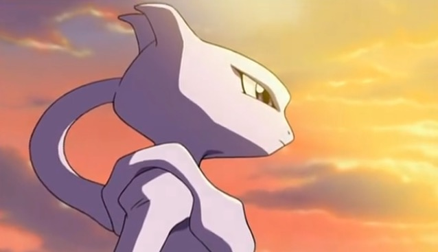 Pokémon - Film - Le Retour de Mewtwo - Screenshot 1
