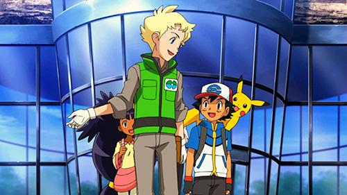 Pokémon - Film 16 - Genesect et l'Éveil de la légende - Screenshot 1