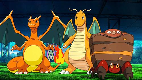 Pokémon - Film 16 - Genesect et l'Éveil de la légende - Screenshot 2