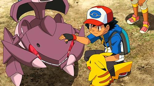 Pokémon - Film 16 - Genesect et l'Éveil de la légende - Screenshot 3