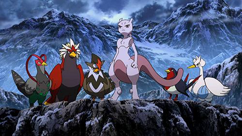 Pokémon - Film 16 - Genesect et l'Éveil de la légende - Screenshot 4