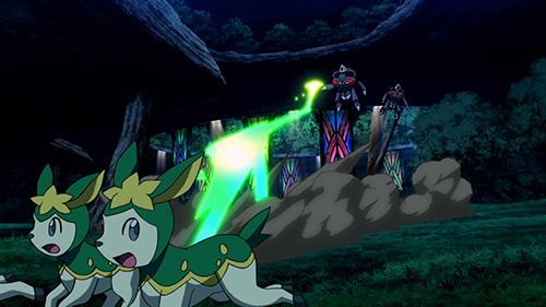 Pokémon - Film 16 - Genesect et l'Éveil de la légende - Screenshot 7