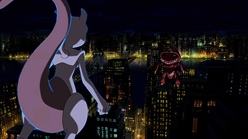 Pokémon - Film 16 - Genesect et l'Éveil de la légende - Screenshot 8