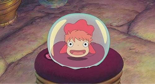 Ponyo Sur la Falaise - Screenshot 1